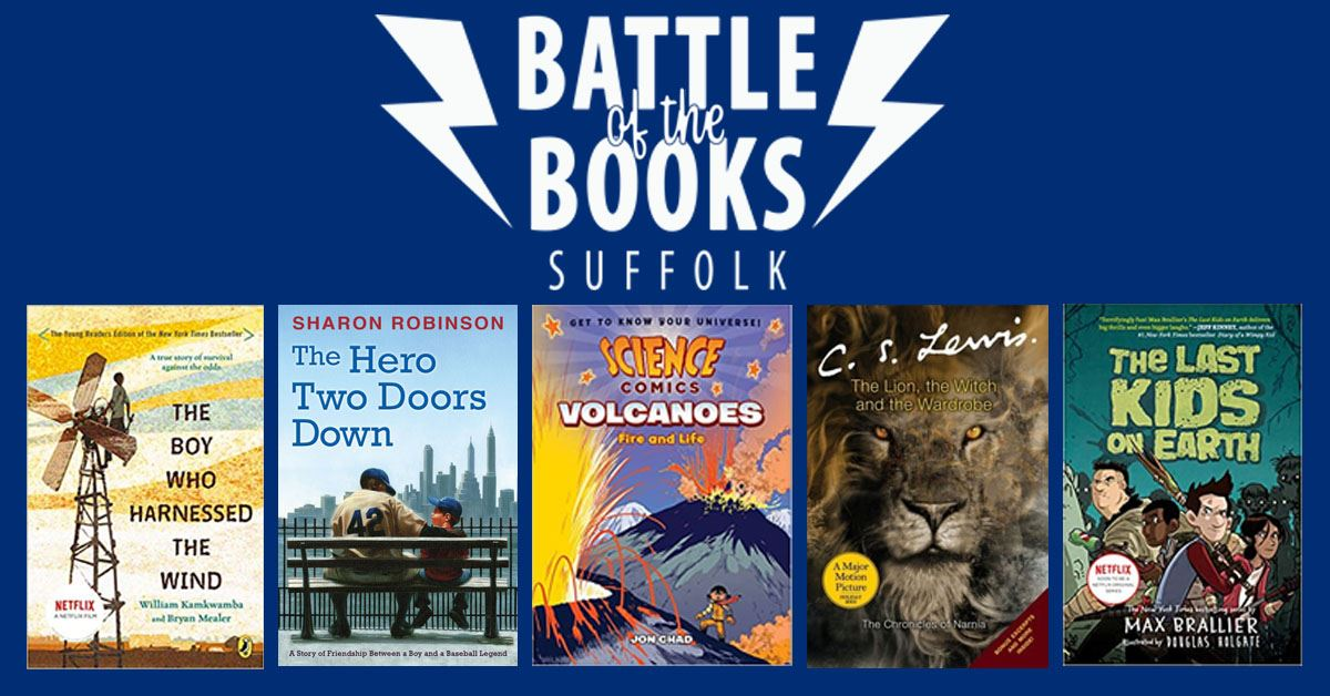 Battle of the Books banner image