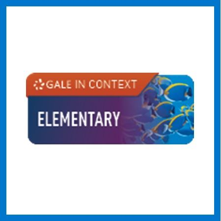Gale In Context Elementary Logo